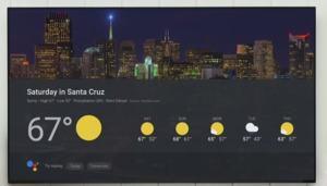 Google Home soll je nach Situation das passende Display im Haushalt für die Interaktion nutzen