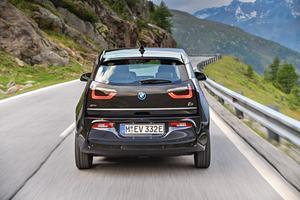 BMW i3 (Bild: BMW)