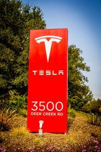 Tesla - Silicon Valley