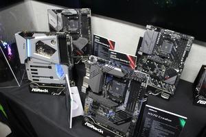ASRock zeigt zahlreiche X570-Mainboards auf der Computex 2019