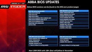 MSI BIOS-Update mit AGESA 1.0.0.4