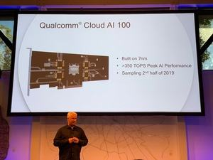 Qualcomm Cloud AI 100 Serie