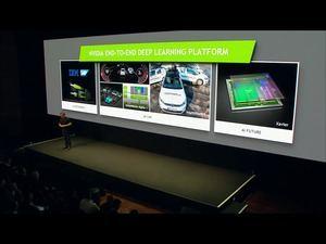 NVIDIA Projekt Xavier - SoC mit Volta-GPU.