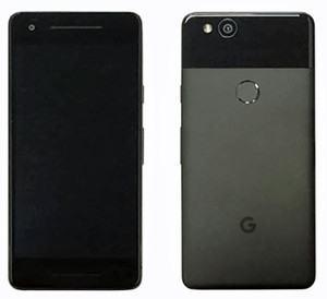 Das Google Pixel 2 soll optisch nur leicht vom Vorgänger abweichen und zumindest zwei Funktionen des HTC U11 übernehmen