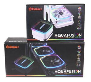 Enermax AquaFusion Black 360 und AquaFusion White 240