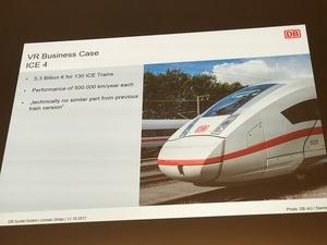 Deutschen Bahn trainiert Mitarbeiter in der virtuellen Realität