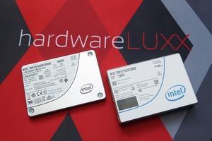 Intel SSD D3-S4610 und SSD D7-P5510