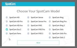 SpotCam Eva 2