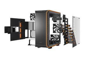 be quiet! Dark Base Pro 900 Orange