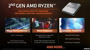 AMD Ryzen 2nd Generation