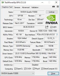 NVIDIA Quadro-Serie auf Pascal-Basis