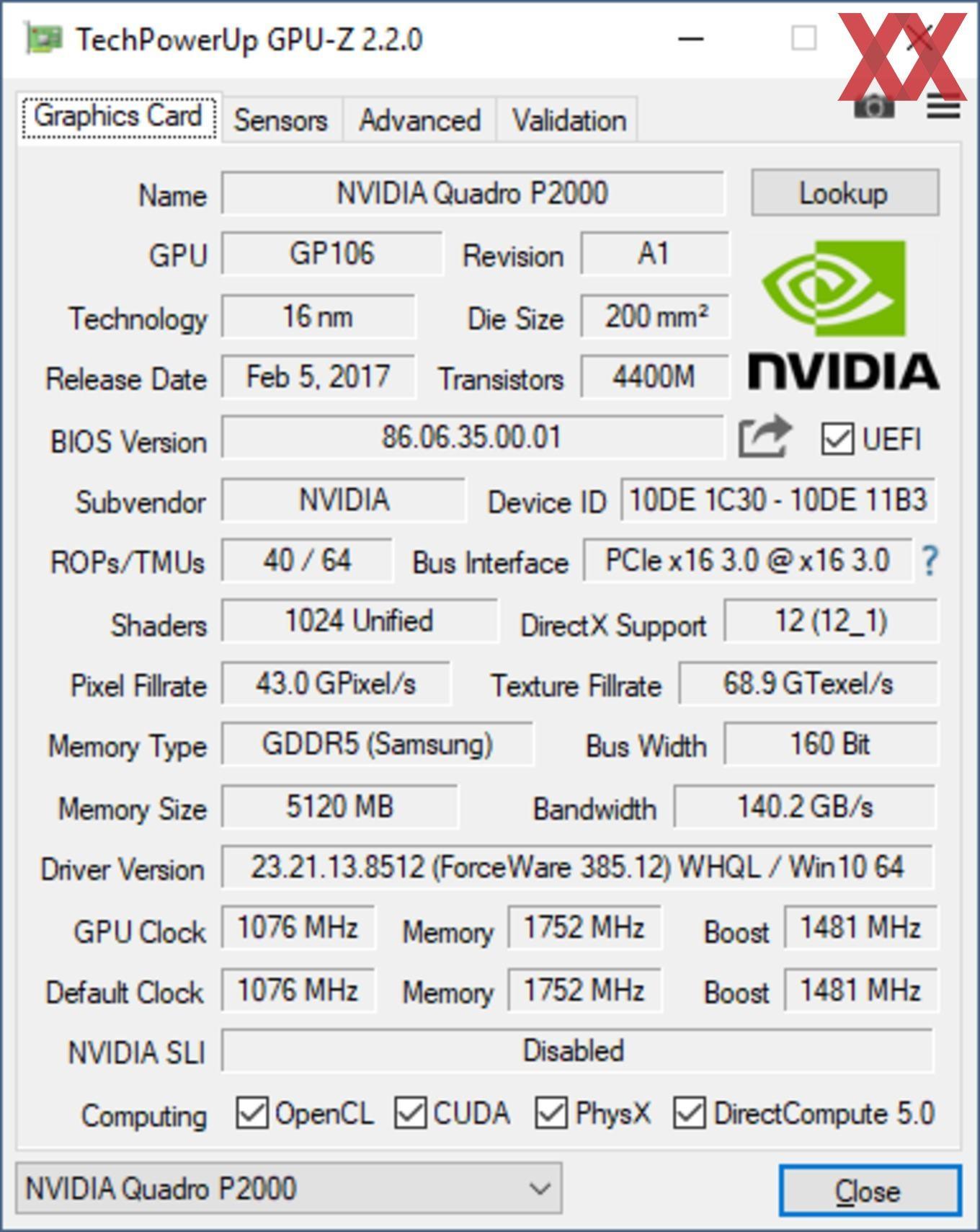 Workstation Karten von AMD und NVIDIA im Test   Hardwareluxx