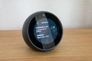 Die meisten Schwächen des Echo Spot gehen tatsächlich auf das Konto von Alexa - wie die Trennung von Nachtmodus und Bitte-nicht-stören-Modus