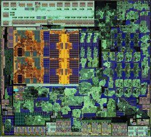 AMD Athlon 3000G Die-Shots