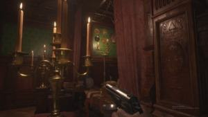 Resident Evil Village - RT Niedrig