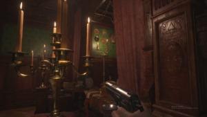 Resident Evil Village - RT Hoch
