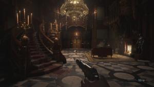 Resident Evil Village - Grafik priorisieren