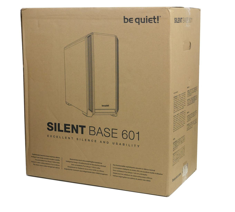 be quiet! Silent Base 601