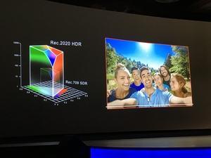 Der ISP Spectra 280 verspricht eine deutlich bessere Farbraumabdeckung, soll aber auch durch andere Faktoren bessere Fotos und Videos ermöglichen
