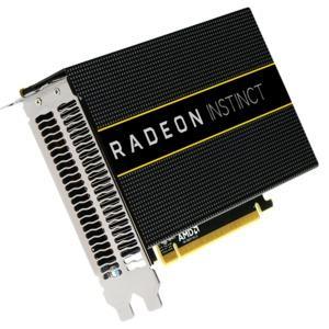 Radeon Instinct Serie mit MI6, MI8 und MI25