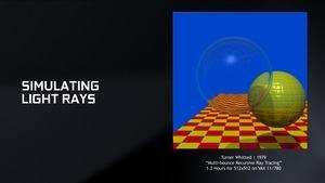 Turing-Präsentation zur Gamescom