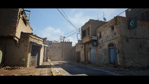 Recreated Counter-Strike - De_Dust 2 (Unreal)
