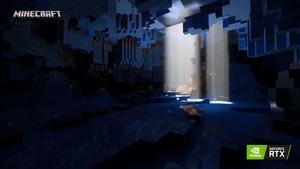 Minecraft RTX Aquatic Adventure RTX On