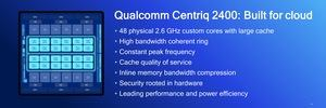 Qualcomm Centriq 2400