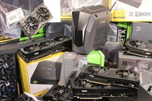 ZOTAC Produkte powered by RTX
