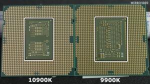 Intel Comet Lake-S auf LGA1200
