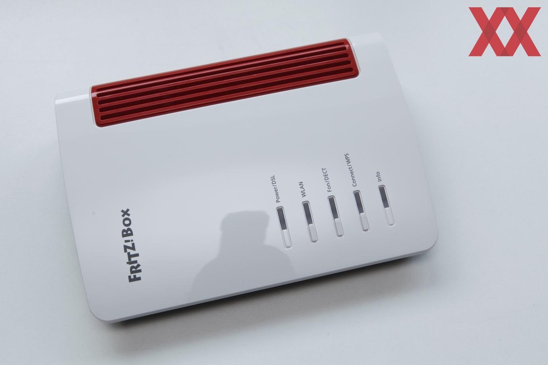 AVM FRITZBox 20 AX mit Wi Fi 20 im Test   Hardwareluxx