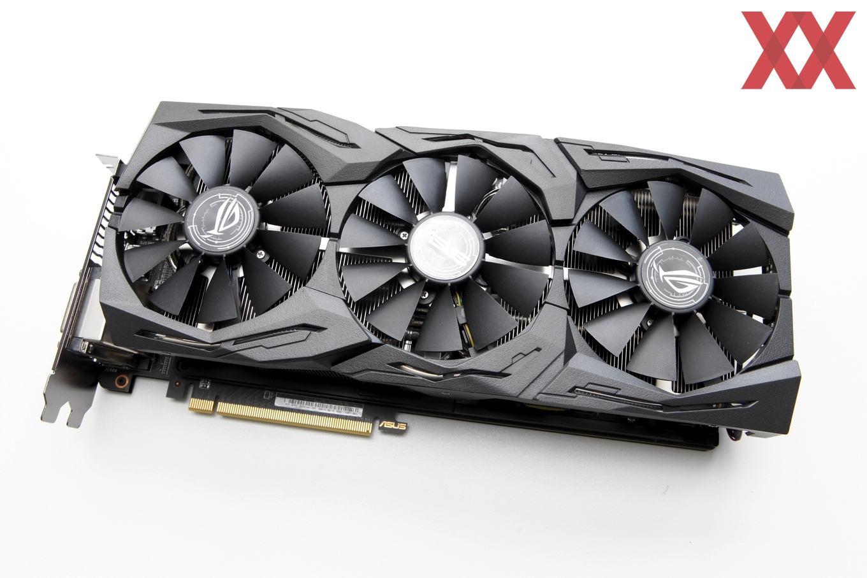 ASUS ROG Strix Radeon RX Vega 64 OC Edition im Undervolting