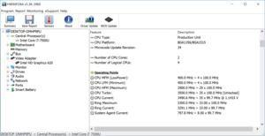 Intel Core i7-7500U im Medion S3409 MD60226