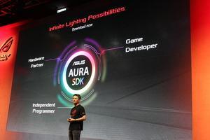 ASUS ROG Pressekonferenz zur Computex 2017