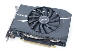 MSI GeForce GTX 1070 Aero ITX OC im Test