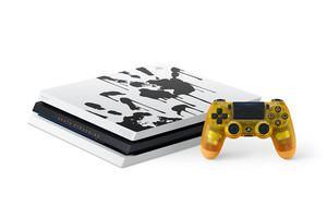 Death Stranding PS4 Pro-Paket