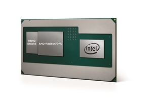 Intel 8th Gen Core H mit Radeon Graphics