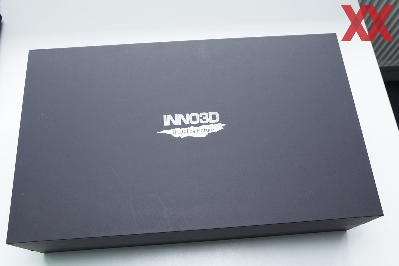 Mit AiO-Kühlung: Inno3D ICHILL GeForce RTX 2080 Ti Black im