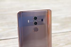 Huawei setzt beim Mate 10 Pro auf die Leica-Doppel-Kamera des Mate 9, spendiert aber eine lichtstärkere Optik