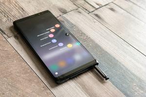 Eines von zwei Argumenten, die nach Ansicht von Samsung den Mehrpreis des Galaxy Note 8 rechtfertigen sollen: der S Pen