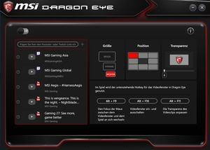 Die Software des Dubaro Gamer-PC XXL