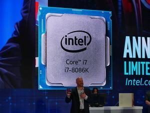 Intel präsentiert den Core i7-8086K