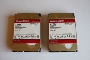 WD Red 12 TB WD120EFAX