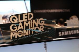 Samsung mit interessantem Stand-Konzept auf der Gamescom