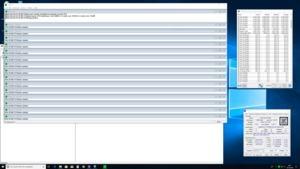 Intel Core i9-900K mit 5,0 GHz auf allen Kernen ohne AVX und FMA3
