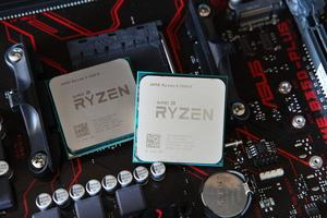 Samples der RYZEN-5-Serie eingetroffen