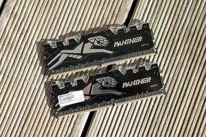 Apacer Panther Rage Illumination DDR4-3000