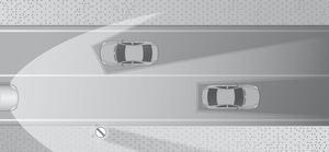 Die adaptive Lichtverteilung soll mit Pixel-Scheinwerfern weiter verbessert werden (©: Daimler)