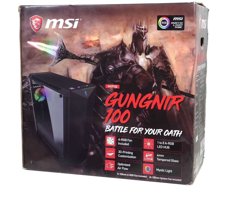 MSI MPG Gungnir 100