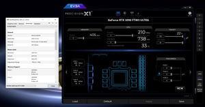 EVGA GeForce RTX 3090 FTW3 Ultra - Beta-BIOS